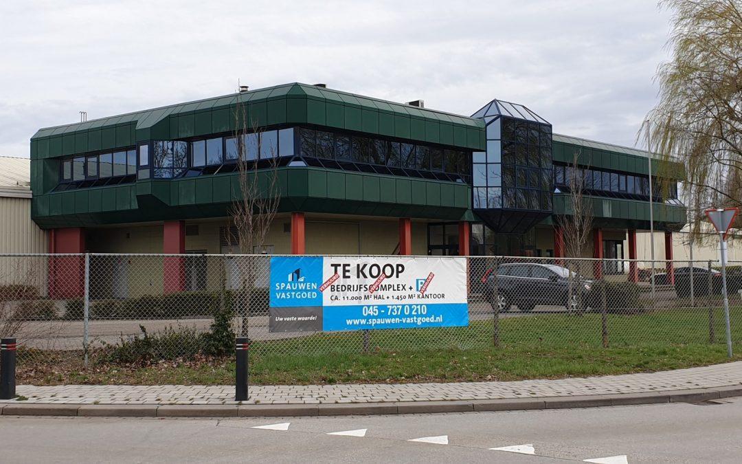 B&R PREMIUM LOGISTICS HUURT 11.000 M² WAREHOUSE IN HEERLEN