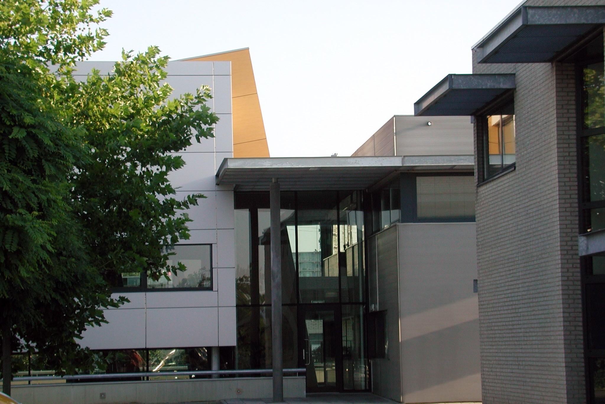 Impressie kantoorgebouw